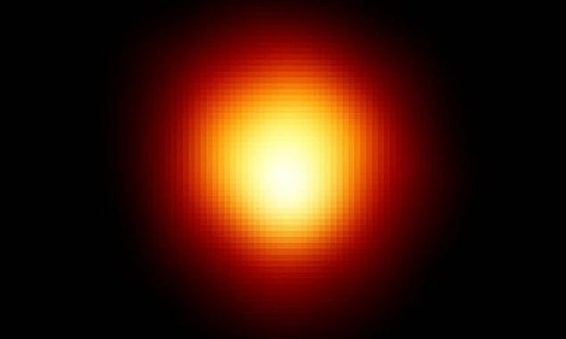 Betelgeuse Roter Riese