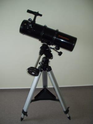 Newton Spiegelteleskop 150 750 von Celestron