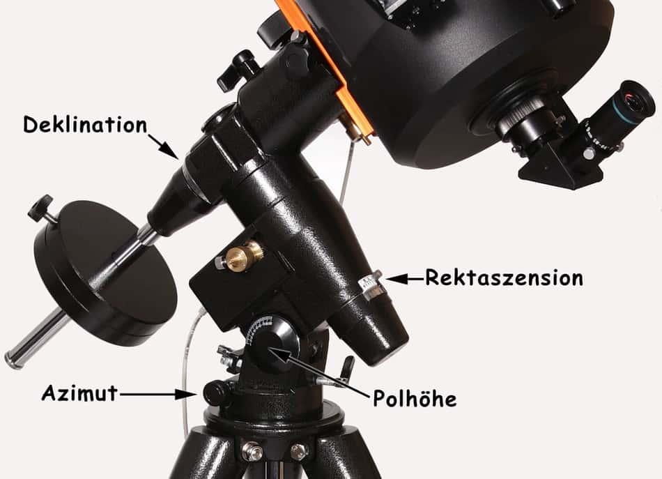 Celestron nexstar se teleskop guide