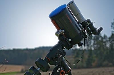 Celestron cheshire collimation eyepiece to aline telescope optics