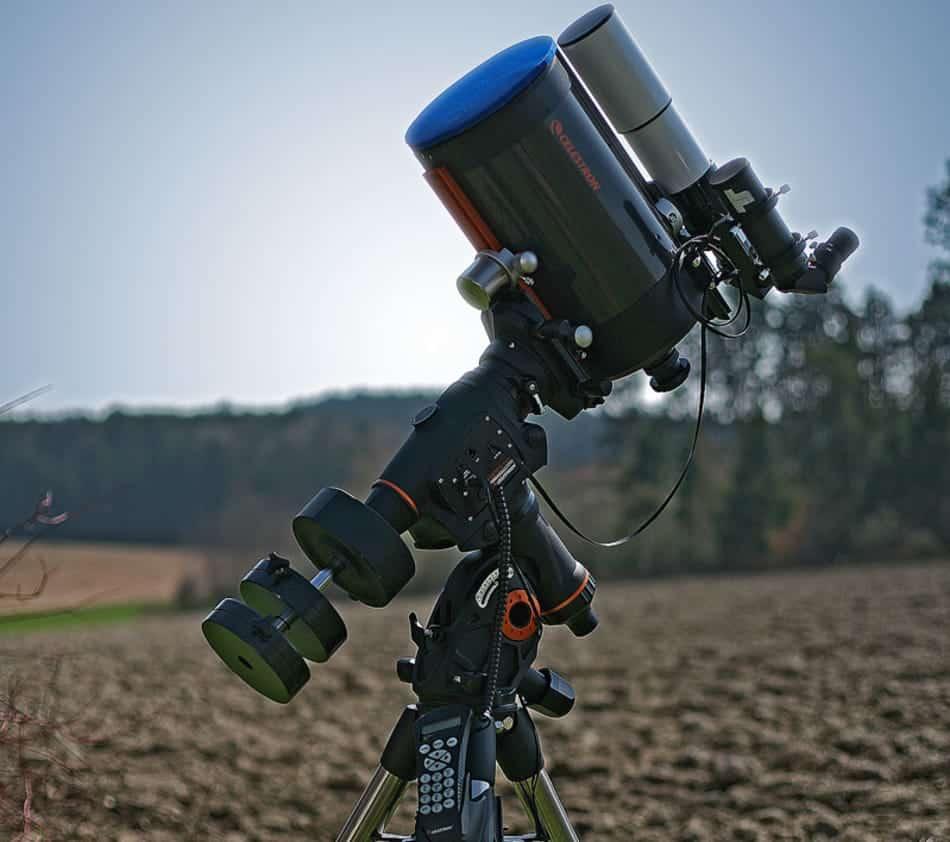 Spiegelteleskop Schmidt-Cassegrain